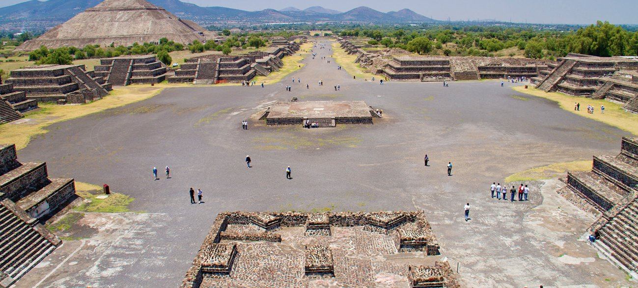 teotiuacan ancient temple