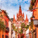 Architecture in San Miguel de Allende