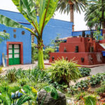 picture of the Casa Azul, Frida Kahla's house