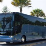 Returning to Dropoff location in Motorcoach