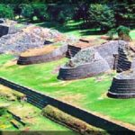 The Circular Pyramids of Tzintzuntzan
