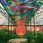 The Cosmovitral, the botanical gardens