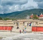 The Archeological site of Mitla