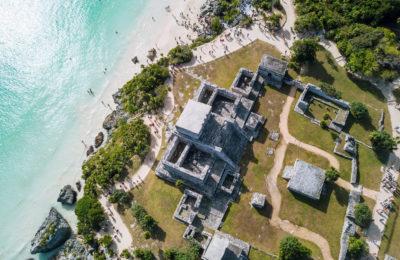 Tulum beach Quintana Roo, Mexico
