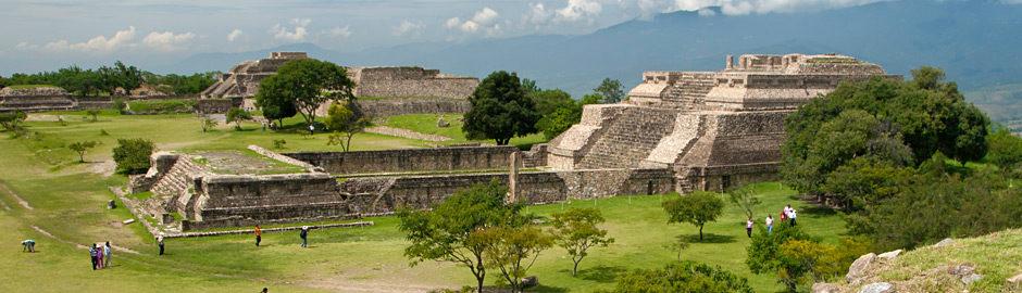 Tour Monte Albán archaeological site