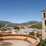 bullfighitng ring in tlaxcala